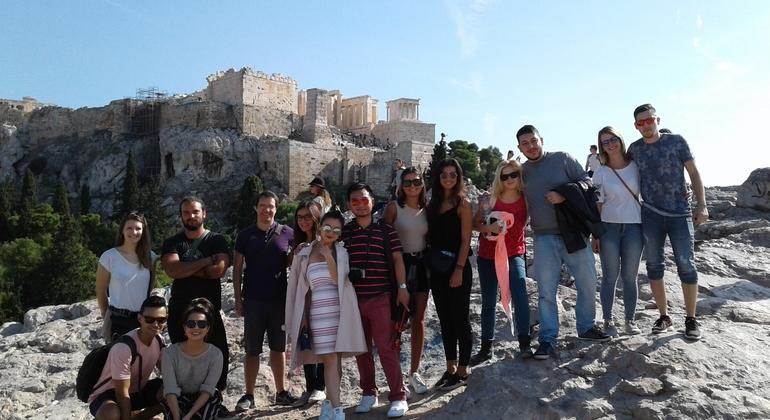 New Athens Free Tour Greece — #47