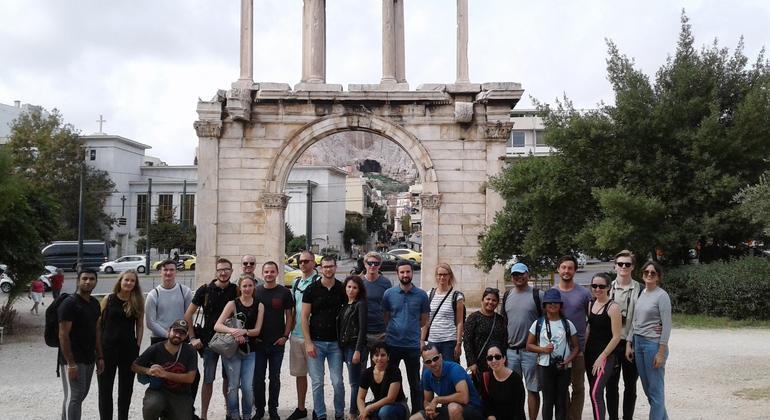 New Athens Free Tour Greece — #48