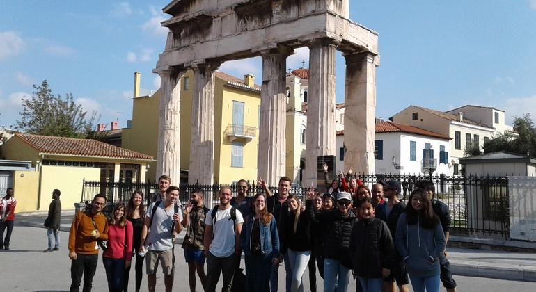 New Athens Free Tour Greece — #16