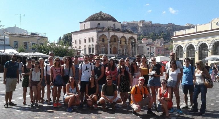 New Athens Free Tour Greece — #49