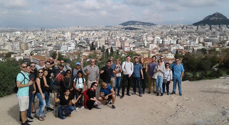 New Athens Free Tour Greece — #50