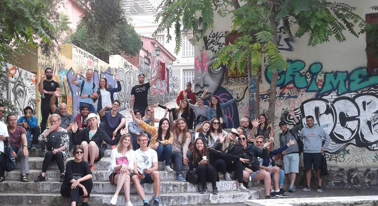 New Athens Free Tour Greece — #34