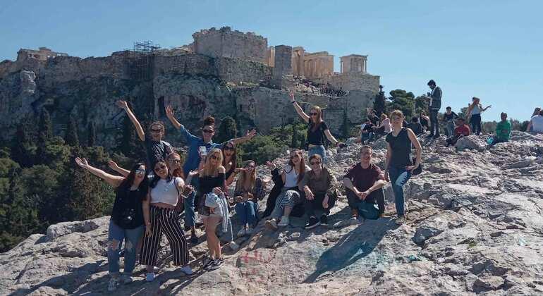 New Athens Free Tour Greece — #3