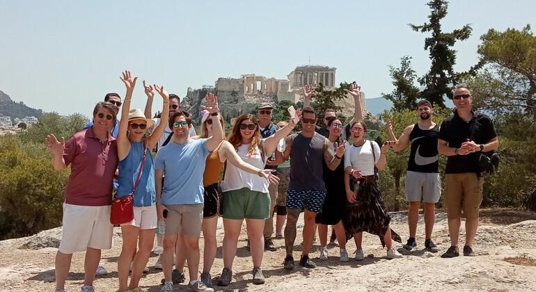 New Athens Free Tour Greece — #23
