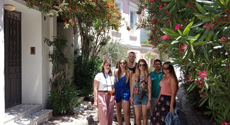 New Athens Free Tour Greece — #9