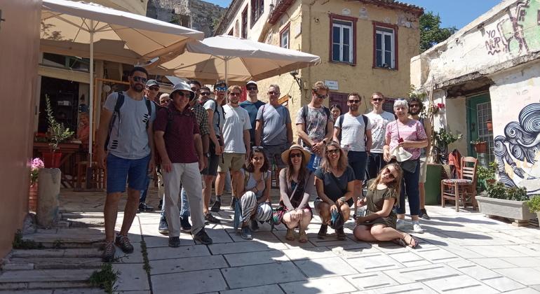 New Athens Free Tour Greece — #24