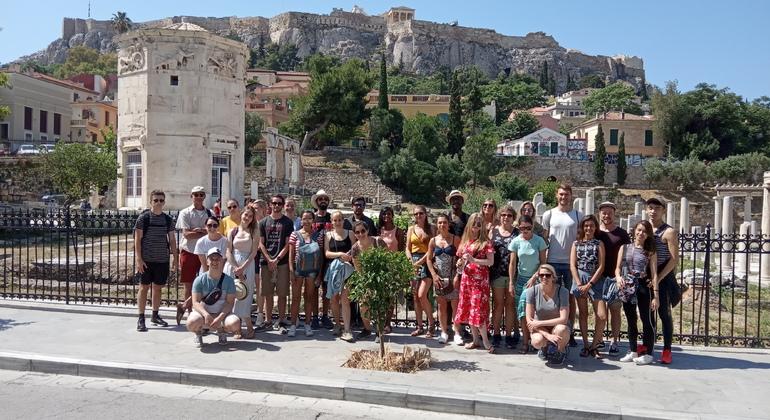 New Athens Free Tour Greece — #2