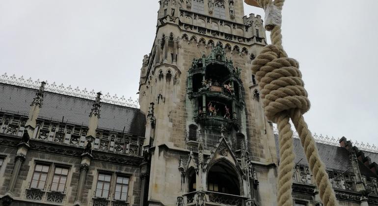 Tour Múnich Medieval y Oculto Provided by Munich Tours en español