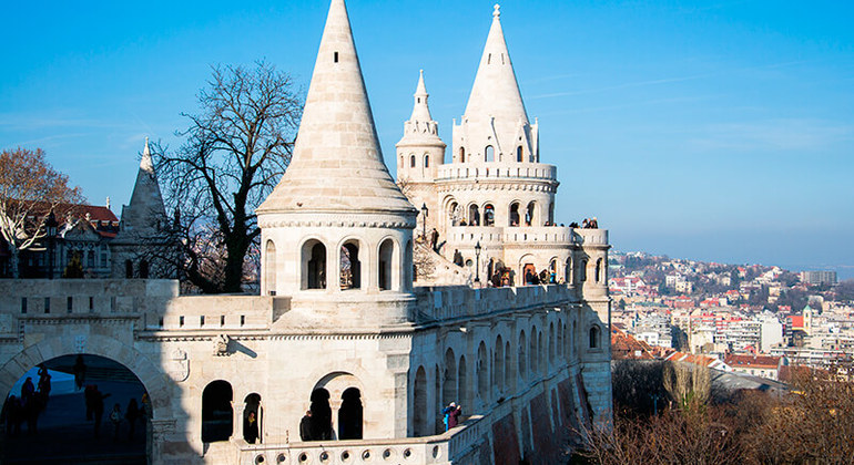 Tour Castillo de Budapest en Español Hungary — #3