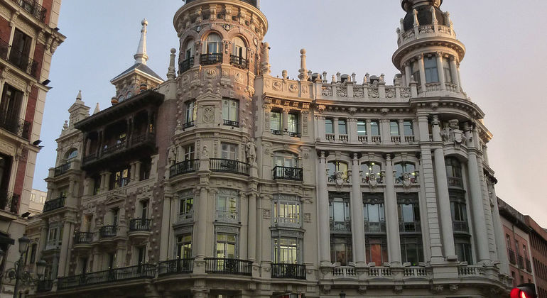 Free walking tour madrid imperial madrid - Paseo imperial madrid ...