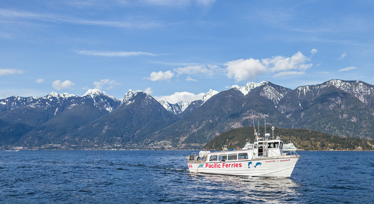 Hop On Boat Tour Vancouver Vancouver Freetour Com