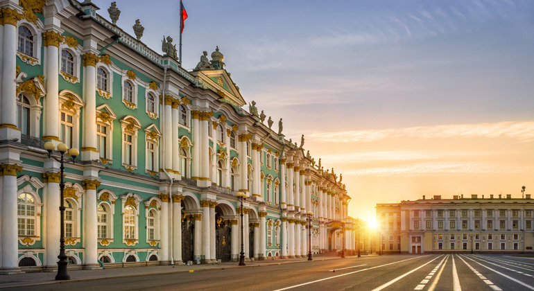 Free Walking Tour of Saint Petersburg Provided by Free Walking Tours Russia