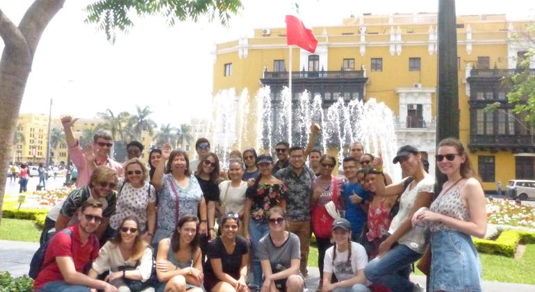 Free Tours Downtown Lima + Barranco Peru — #1