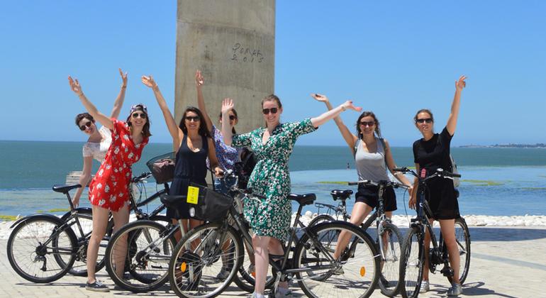 Free Bike Tour Lisbon: Center of Lisbon and Belém Provided by Free Bike Tours Lisbon