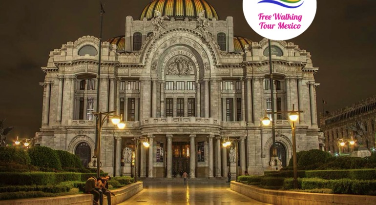 Free Tour Mexico City  Provided by Free Walking Tour Mexico