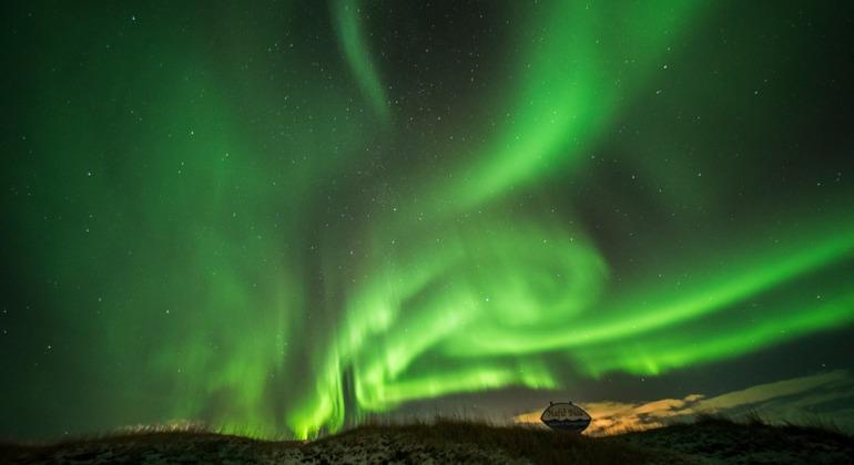 Small Group Northern Lights Bus Operado por BusTravel Iceland
