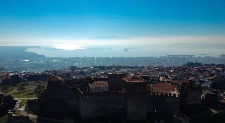 Mystical Thessaloniki Tour and Upper Town Walk Greece — #1