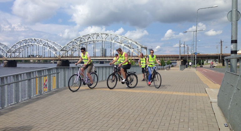 Daily Riga Bike Tour Provided by BicycleRental