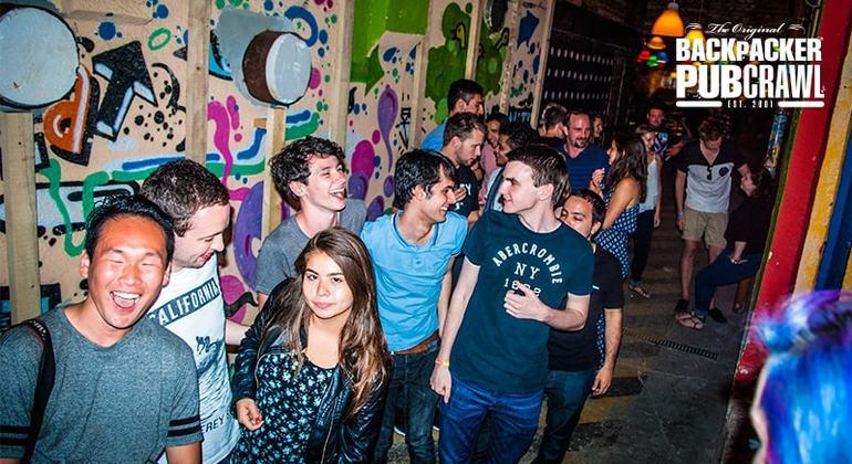 Pub Crawl Budapest Hungary — #3