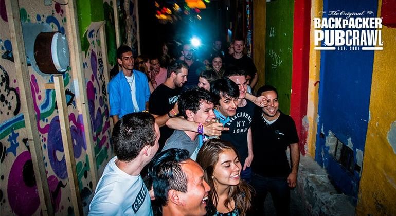 Pub Crawl Budapest Hungary — #5