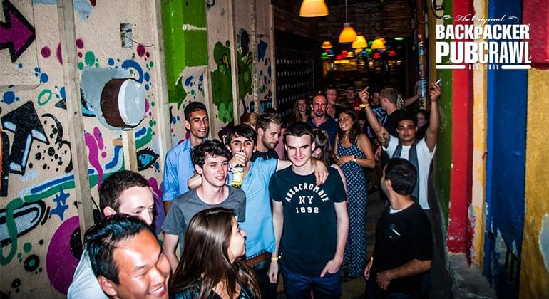Pub Crawl Budapest Hungary — #7