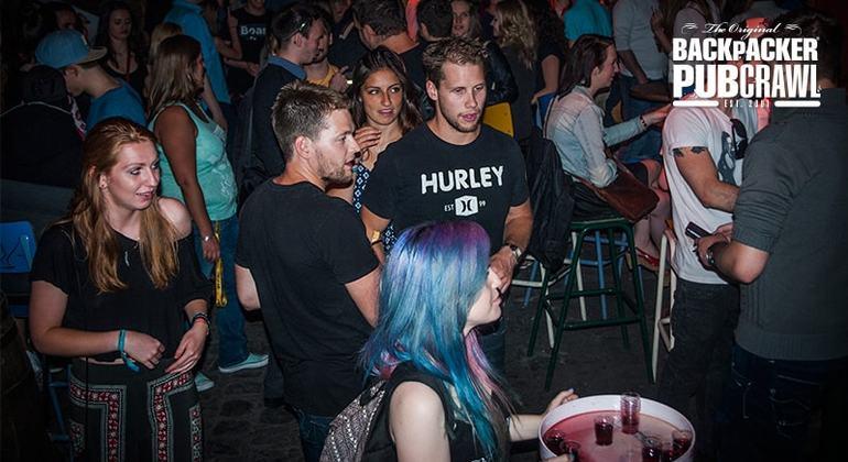 Pub Crawl Budapest Hungary — #8