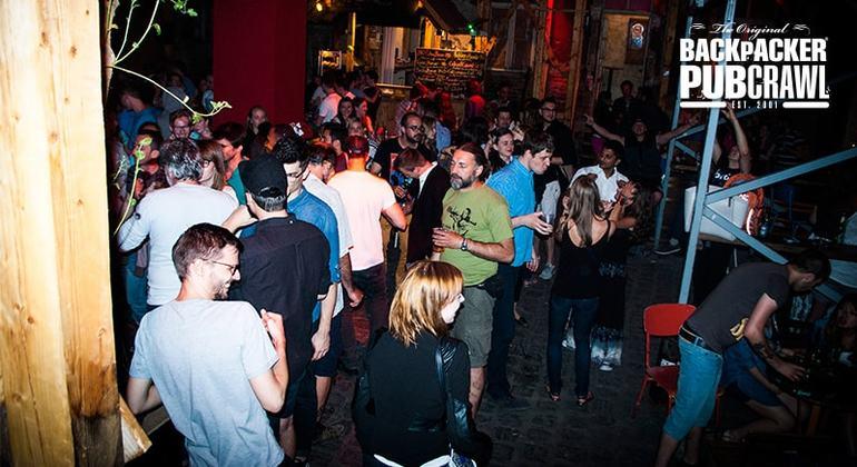 Pub Crawl Budapest Hungary — #9
