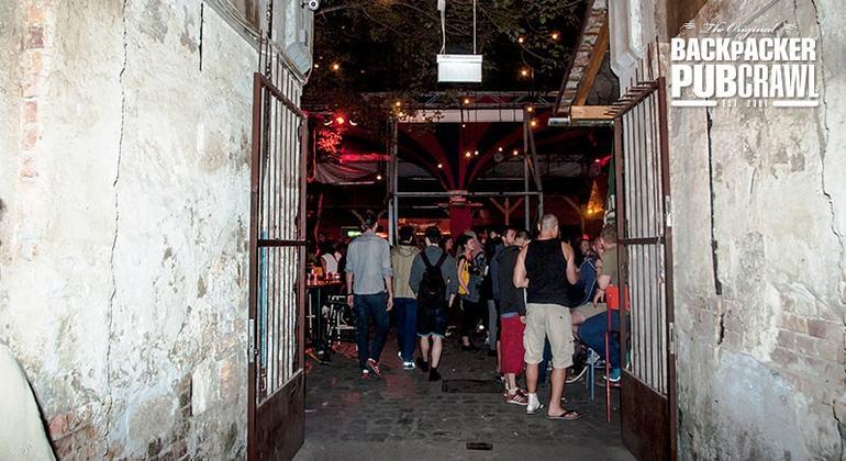 Generation Pub Crawl Budapest Hungary — #11