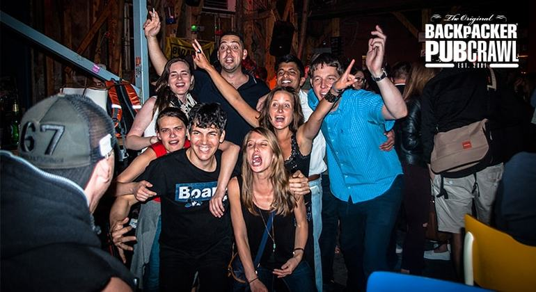 Pub Crawl Budapest Hungary — #12