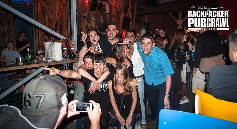 Generation Pub Crawl Budapest Hungary — #6