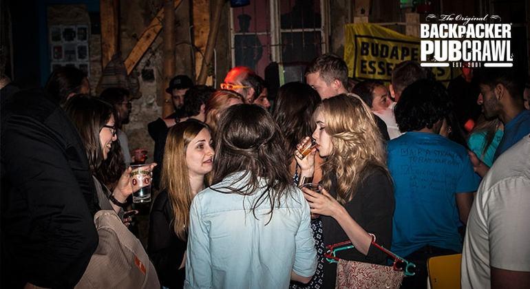 Generation Pub Crawl Budapest Hungary — #15