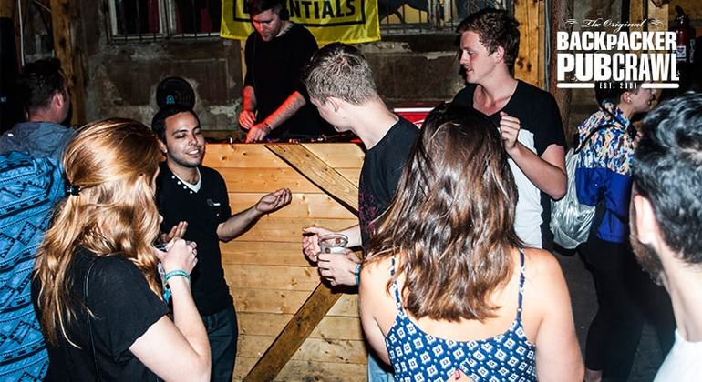Generation Pub Crawl Budapest Hungary — #13