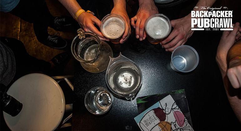 Generation Pub Crawl Budapest Hungary — #16
