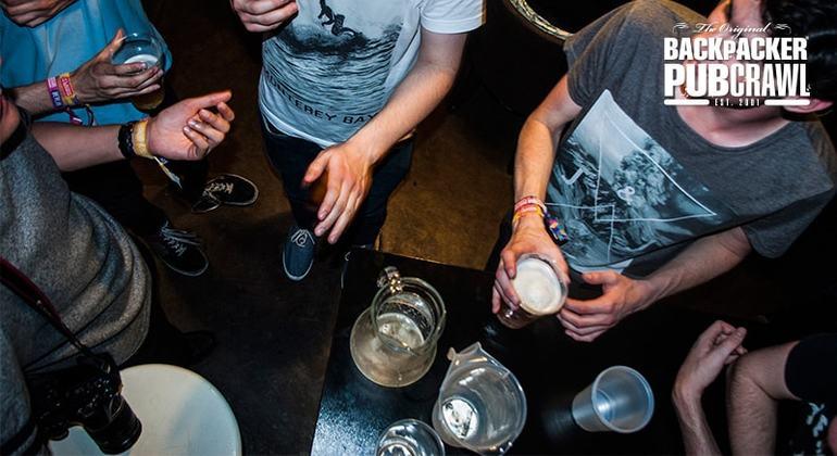 Pub Crawl Budapest Hungary — #17