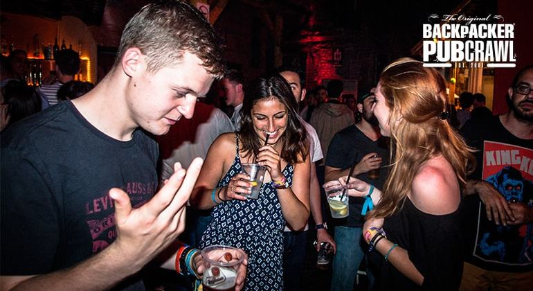 Generation Pub Crawl Budapest Hungría — #5