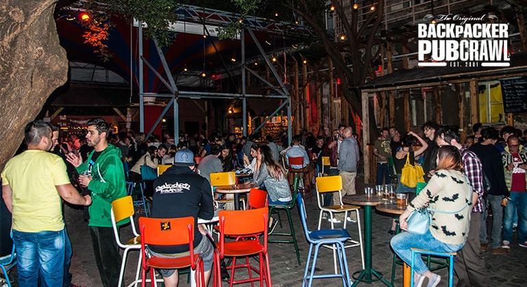 Generation Pub Crawl Budapest Hungary — #19