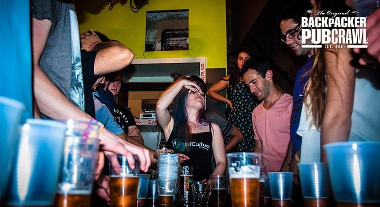 Pub Crawl Budapest Hungary — #20