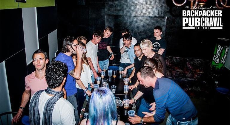 Pub Crawl Budapest Hungary — #25
