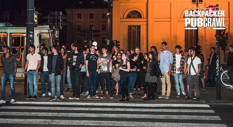 Pub Crawl Budapest Hungary — #26
