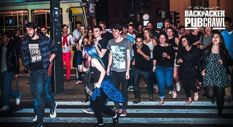 Pub Crawl Budapest Hungary — #2
