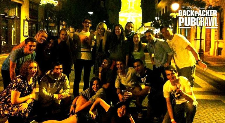 Pub Crawl Budapest Hungary — #30