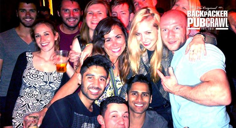 Generation Pub Crawl Budapest Hungary — #31
