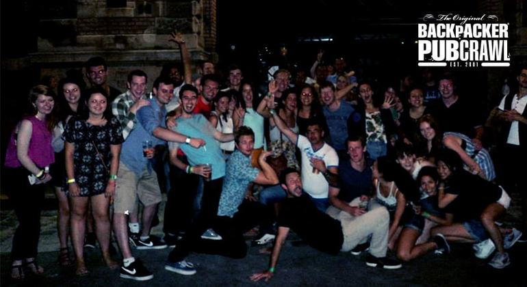 Generation Pub Crawl Budapest Hungary — #33