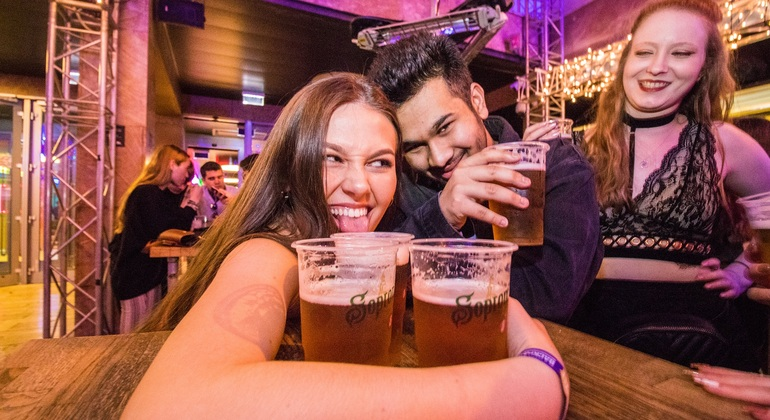 Generation Pub Crawl Budapest Hungary — #1