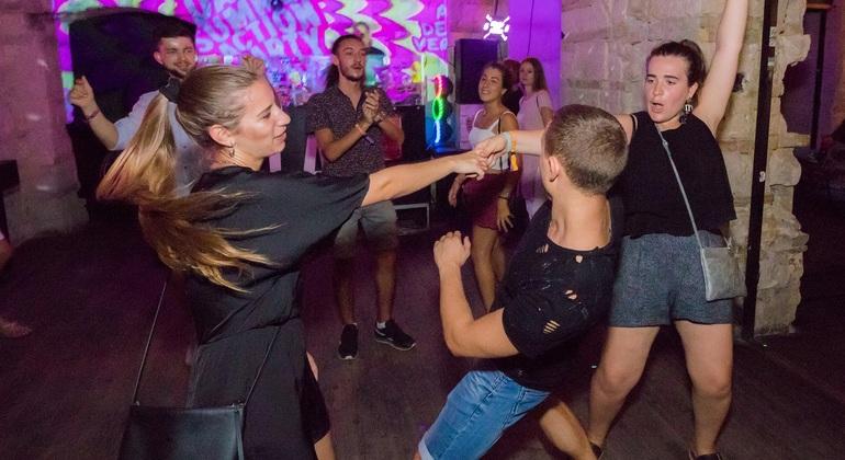 Generation Pub Crawl Budapest Hungary — #12