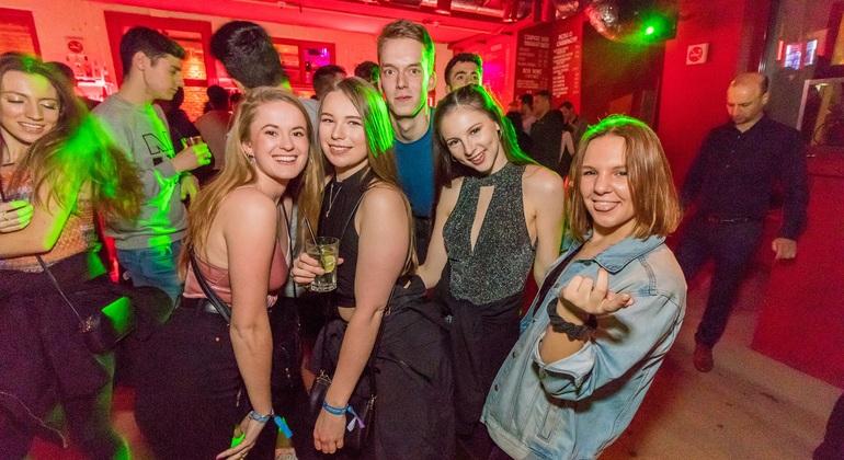 Generation Pub Crawl Budapest Hungary — #18