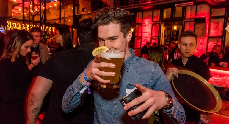 Generation Pub Crawl Budapest Hungary — #10