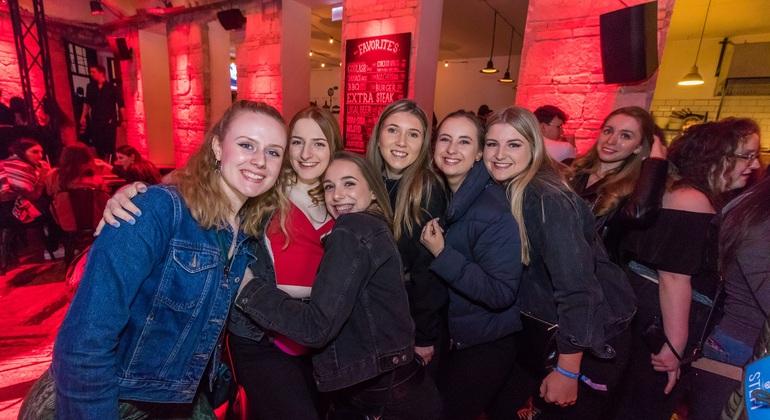 Generation Pub Crawl Budapest Hungary — #22