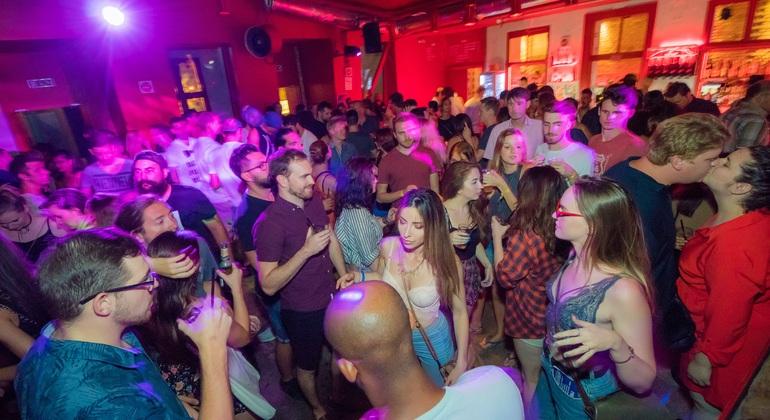 Generation Pub Crawl Budapest Hungary — #14