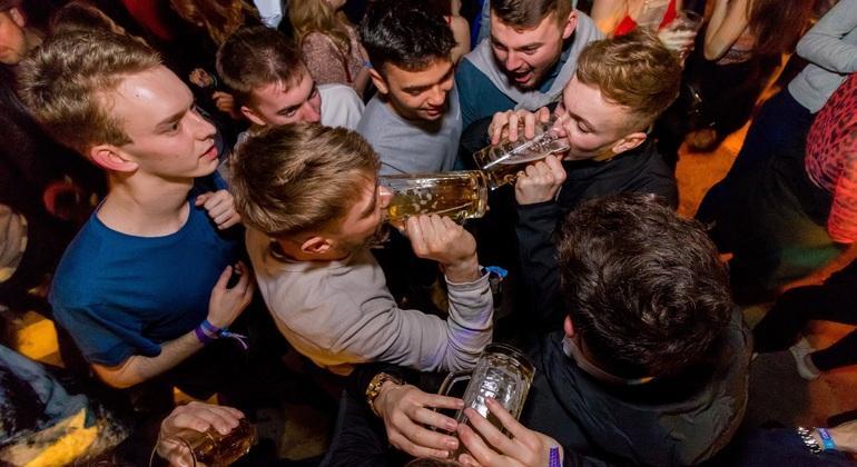 Generation Pub Crawl Budapest Hungary — #23